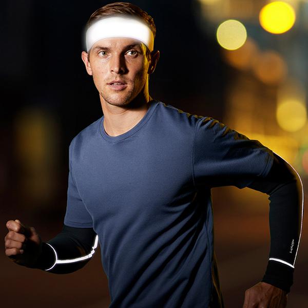 Halo Headband Sports Headwear Head Sweatbands For Athletes