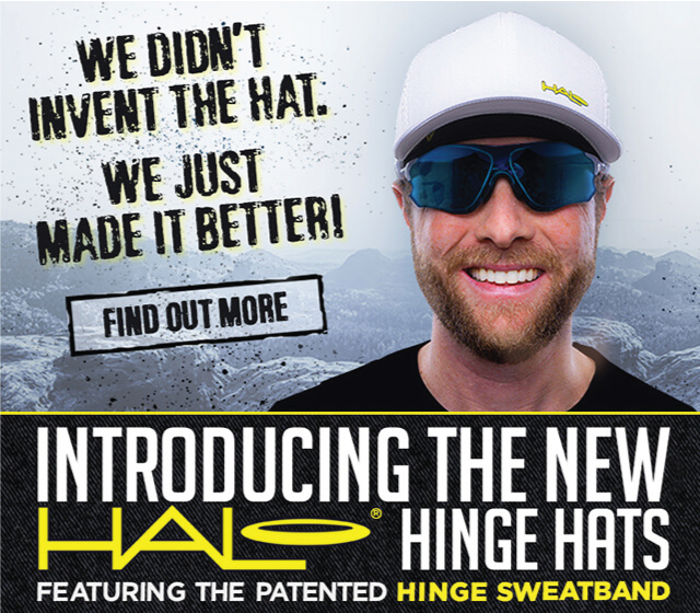 Halo Headband Hinge Hats