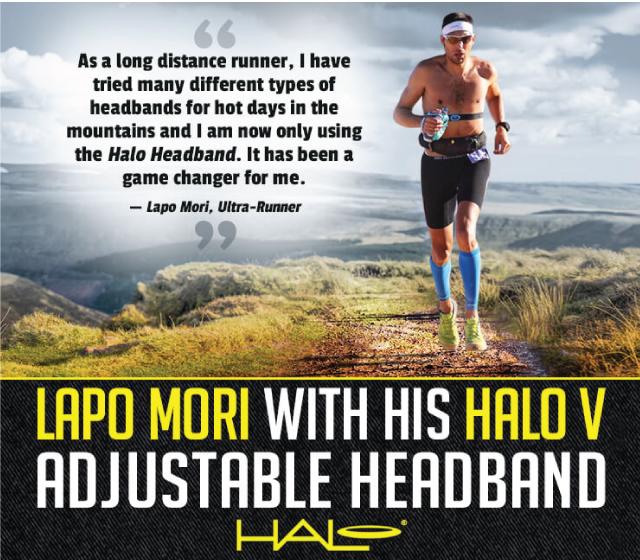Cycling /& Fitness Headwear Running Halo Headbands Sweatband Halo I Tie