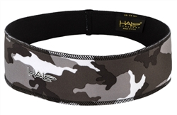 Camo Grey Halo II - pullover headband
