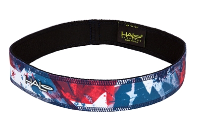 "Star Gazer Halo Slim 1"" wide - pullover sweatband"