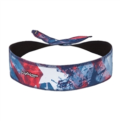 Star Gazer Halo I - tie version headband