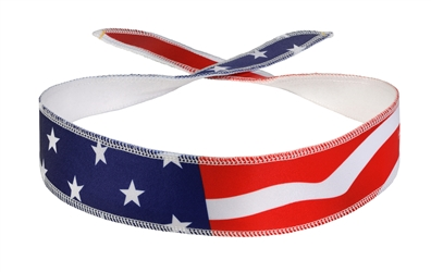 USA Halo I - tie version headband