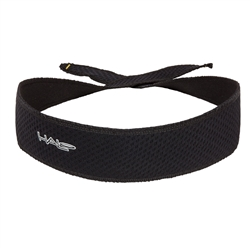 Black AIR Halo I - tie version sweatband