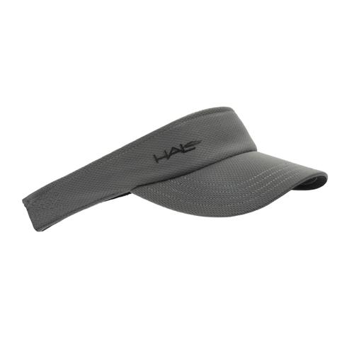 One Size Black Halo Sport Visor
