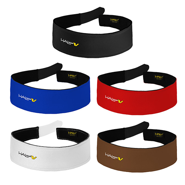Halo V - Velcro Adjustable Sweatband